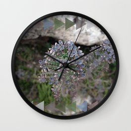 Desert Sessions Wall Clock