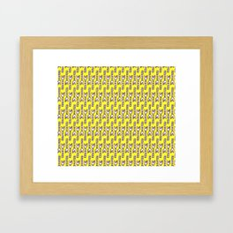 Forks Framed Art Print