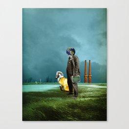 Traum und Realität 2 Canvas Print