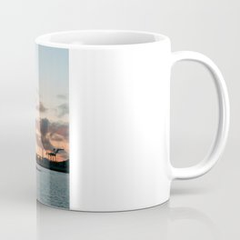 San Francisco sunset Coffee Mug