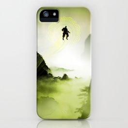 Zaheer iPhone Case