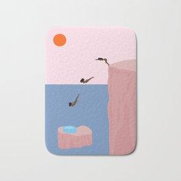 Dive//Survive Bath Mat