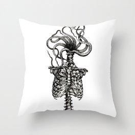 Curiosities - The Plaga Throw Pillow