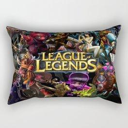 Top League Rectangular Pillow
