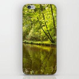 Llangollen Canal, Chirk iPhone Skin