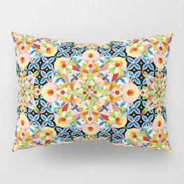 Elizabethan Pastel Mandala Pillow Sham
