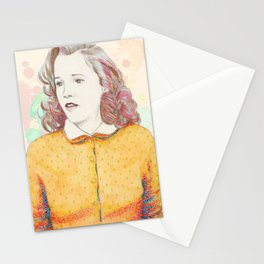 Lorraine Baines - Secondary character? Never! Stationery Cards