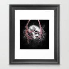 Skull Impression I Framed Art Print