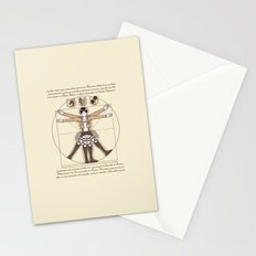 Vitruvian Trainee Stationery Cards