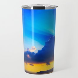 Angel sky Travel Mug