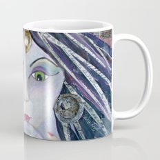 THE AMAZING, Gypsy Fortune Teller Coffee Mug