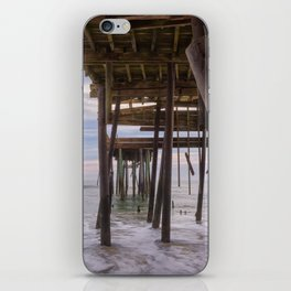 Under Frisco Pier iPhone Skin