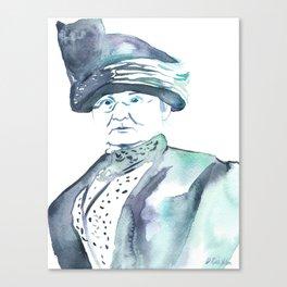 Mother Jones Canvas Print