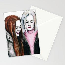 SKAM Eva & Noora Stationery Cards