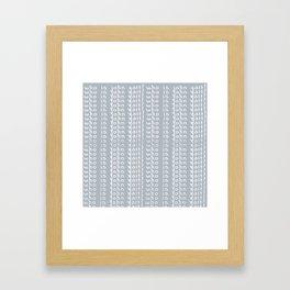 who is John Galt? Framed Art Print