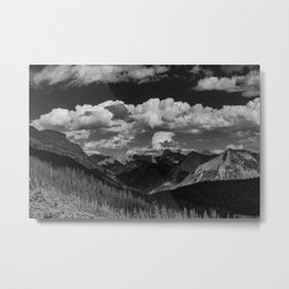 Galatea Lake Valley Metal Print