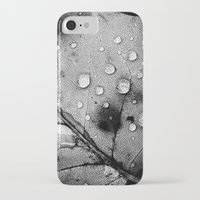 leaf iPhone & iPod Cases featuring leaf by Bonnie Jakobsen-Martin