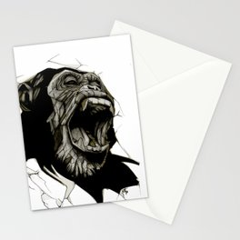 Primate Stationery Cards
