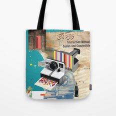 Colors In Progress Tote Bag
