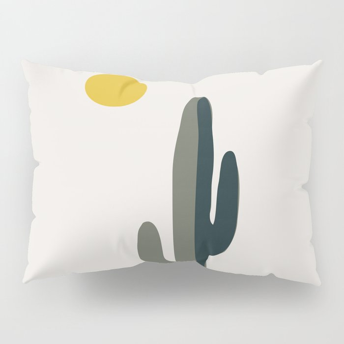 Cactus and the Rising Sun Pillow Sham