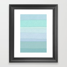 Polkadot Madness Framed Art Print
