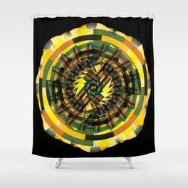 Dynamo #3 Shower Curtain