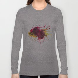 Fish - Golds and Reds. Long Sleeve T-shirt