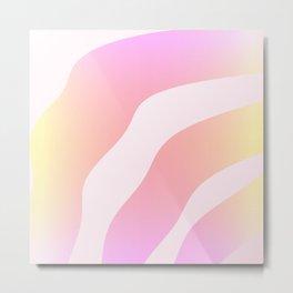 Pastel Design 3 Metal Print