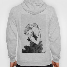 Till the last star you have me. Hoody