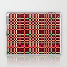 Little squares pattern! Laptop & iPad Skin