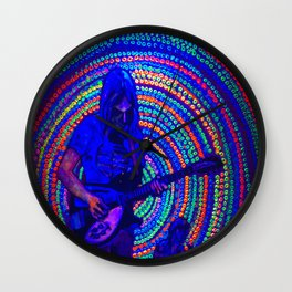 Flaming Lips 2 Wall Clock