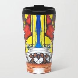 Battlefield Bull Travel Mug