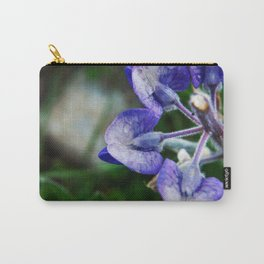 Lupine Petals Photography Print Carry-All Pouch