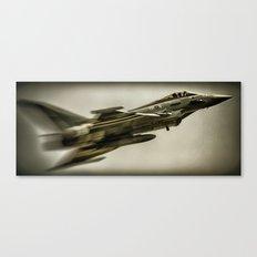 Eurofighter Typhoon Jet Canvas Print