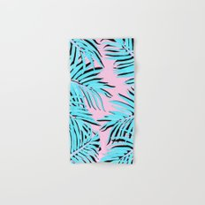 Palm tree Hand & Bath Towel