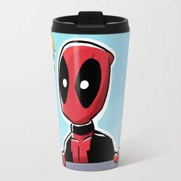 Lil mercenary Travel Mug