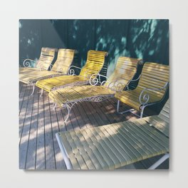 Lounge #1 Metal Print