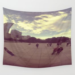 The Bean Wall Tapestry