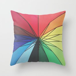 Any colour you'd like Throw Pillow