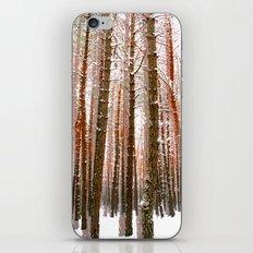 Towering iPhone & iPod Skin