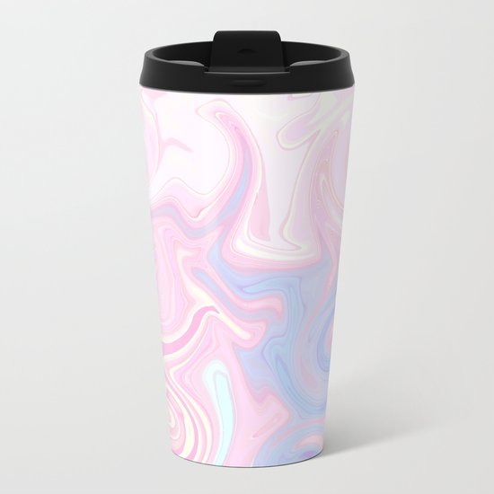 Milkshake Metal Travel Mug
