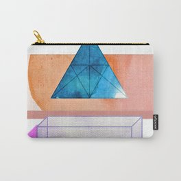 Athena Geometrics Carry-All Pouch