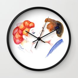 I Love Lucy Wall Clock