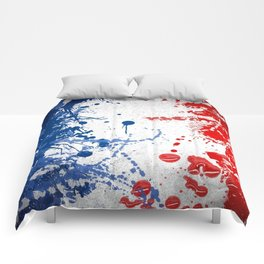 FRENCH--Flag  [FRANCE] Comforters