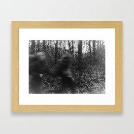 LAX2 Framed Art Print