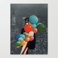 BIRTHDAY PRESENT Canvas Print