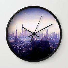 Sobriety Wall Clock