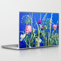 clover Laptop & iPad Skins featuring clover by peopletoo