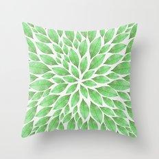 Petal Burst #23 Throw Pillow