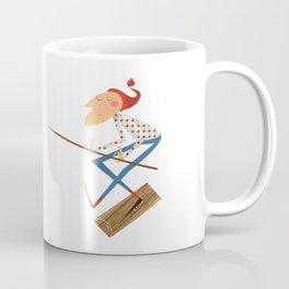 Log Driver Coffee Mug